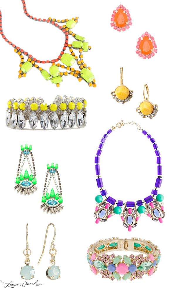 Accessory Report: Rock Candy Jewelry