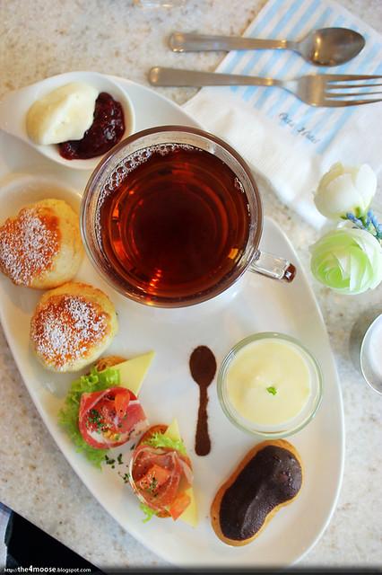 Octa Hotel - High Tea Set