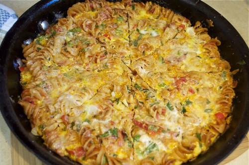 pasta frittata 15