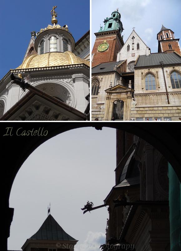 Cracovia: il castello