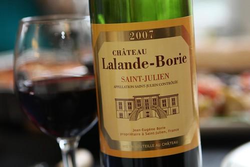 2007 Chateau Lalande-Boire Saint-Juilien