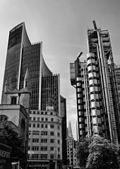 City Life - London (On Explore Aug 11th 2012)