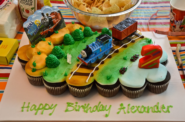Alexander/Greg Birthday | 08/11/2012