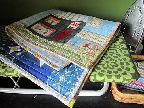 with Sew Modern Fabrics!