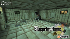BluePrint - Asylum in PlayStation Home