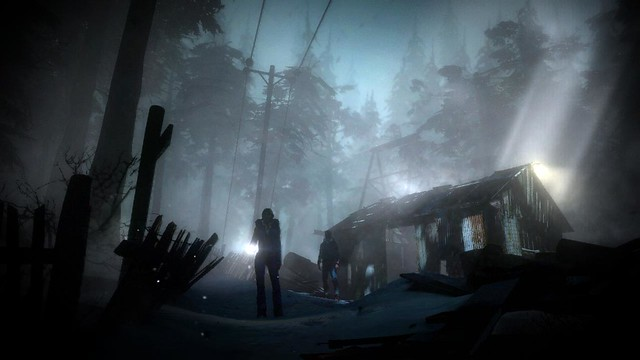 Until Dawn para PS3