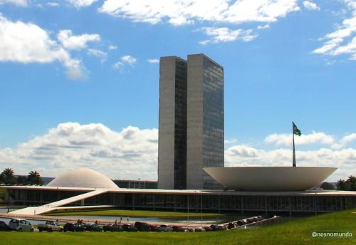 Um passeio pelo Congresso Nacional do Brasil