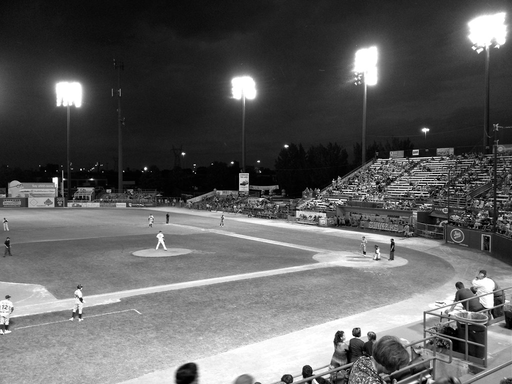 St. Paul Saints - Midway Stadium
