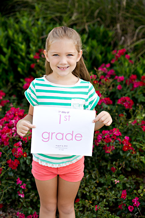 7795352648 ca14b25956 o Welcome to First Grade | Nashville Portrait Photographer