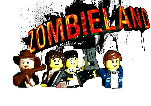 lego Zombieland Wallpaper