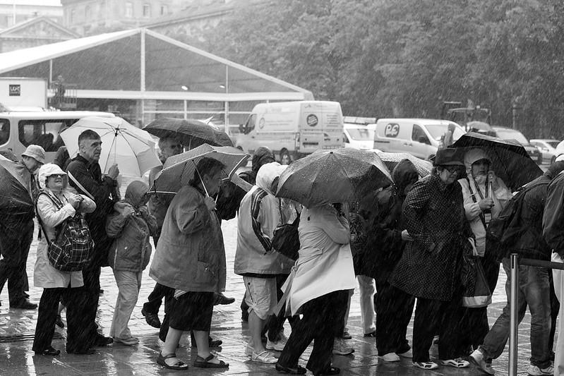Rain Queue