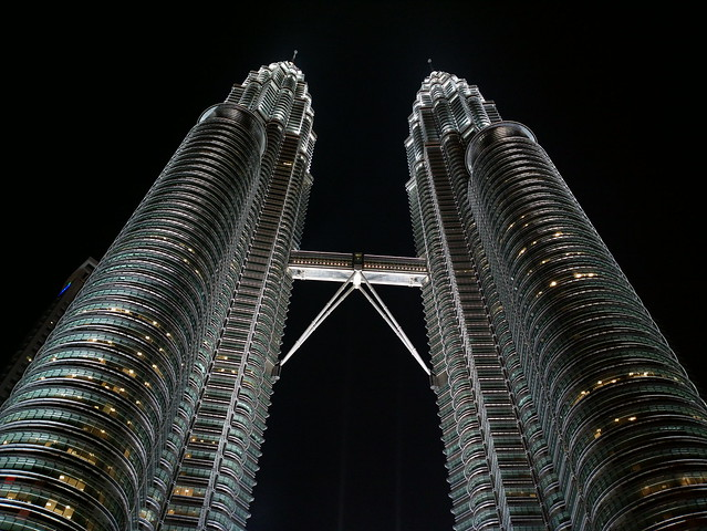 Nokia 808 Pureview @ KLCC Night