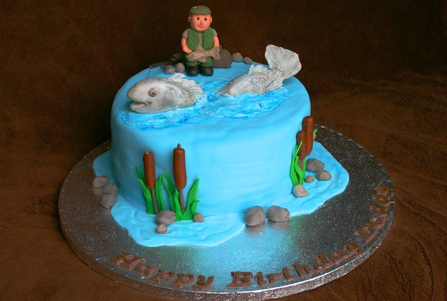 Fishing Cake Flickr Photo Sharing