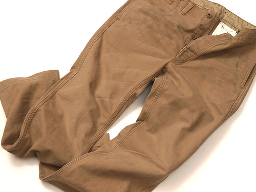 RRL / Canvas Work Chino