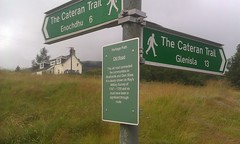 Cateran Trail, Glen Shee by uplandaccess