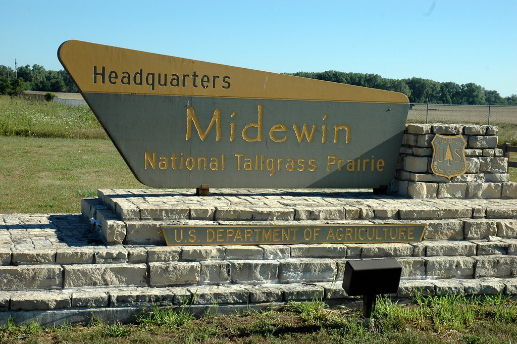 Midewin National Tallgrass Prairie, Wilmington, IL