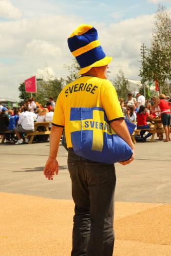 Olympics Swedish supporter IMG_4494 R