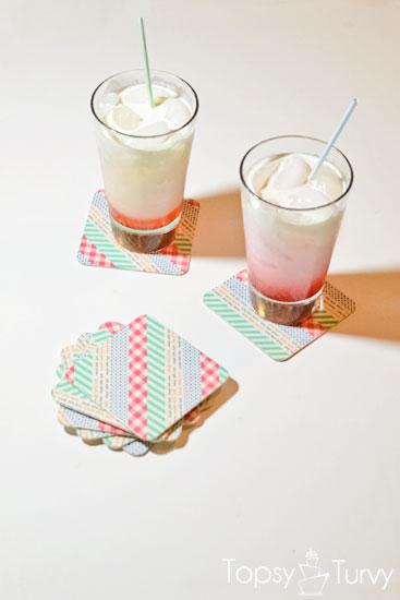 washi-tape-coaster-italian-soda