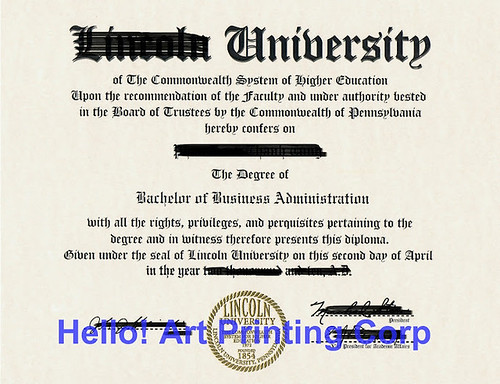 accredited degree
