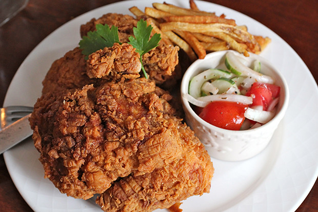 Southern Fried Chicken, Retropolitan, Sarasota, FL