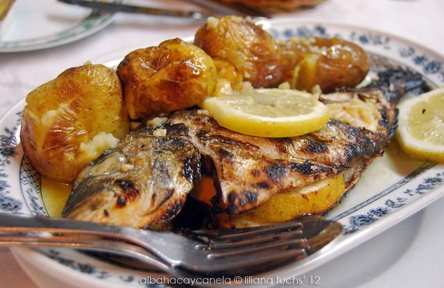 Food in Porto