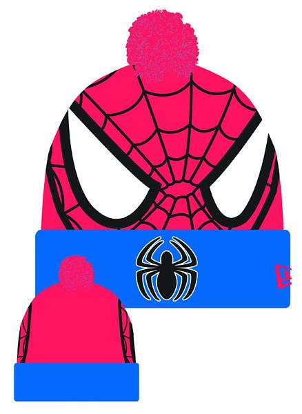 Esquente sua cabeça com Super-Heróis - Eu Quero homem aranha