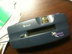 富士連寫八連拍相機(Fujifilm Rensha Cardia 8)