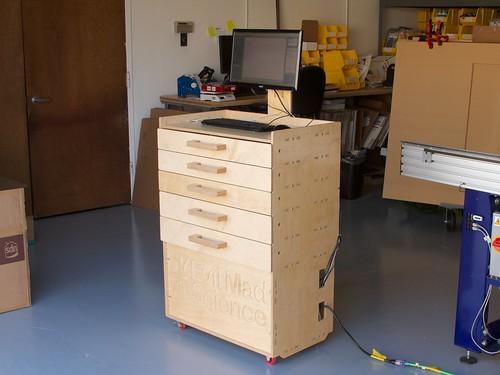 CNC Workstation 2