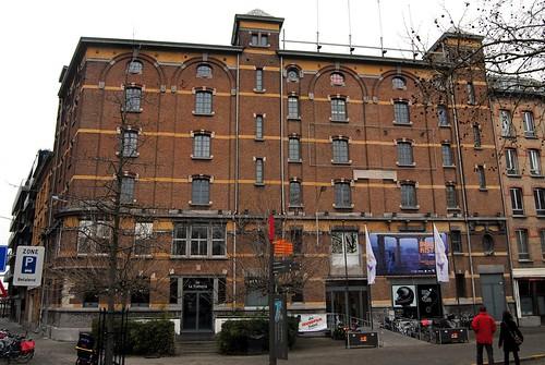 Pakhuis Vlaanderen, Antwerpen