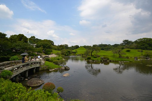2012夏日大作戰 - 熊本 - 水前寺成趣園 (6)