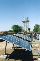 Nigeria solar water pump