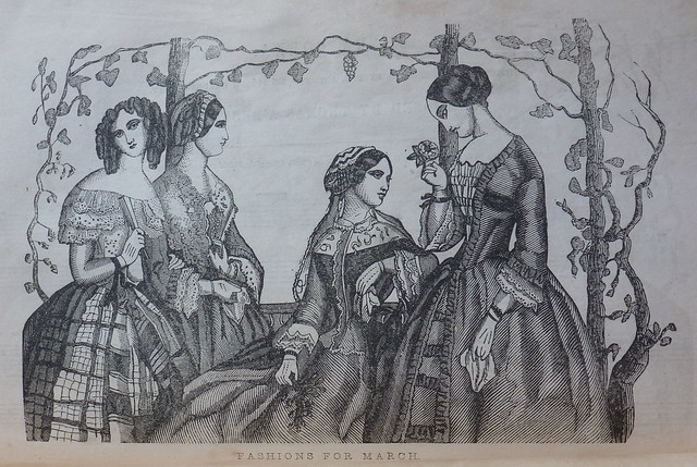Godey's Lady's Book, March 1853 2