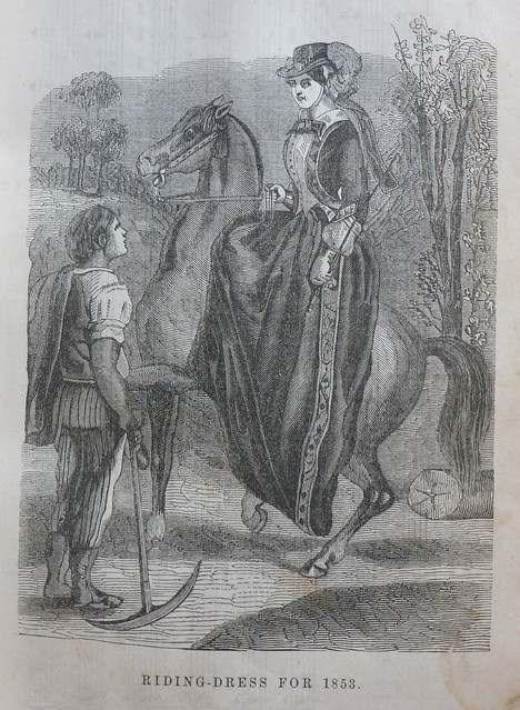 Godey's Lady's Book, February 1853 1