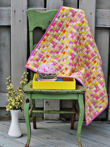 nursery versery quilt.