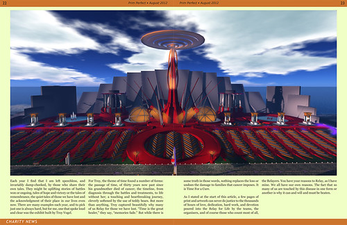 Prim Perfect: Issue 42 - Summer 2012: RFL - prize winning build by Troy Vogel