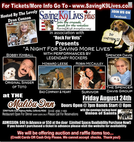 """""""A Night for Saving More Lives"""""""