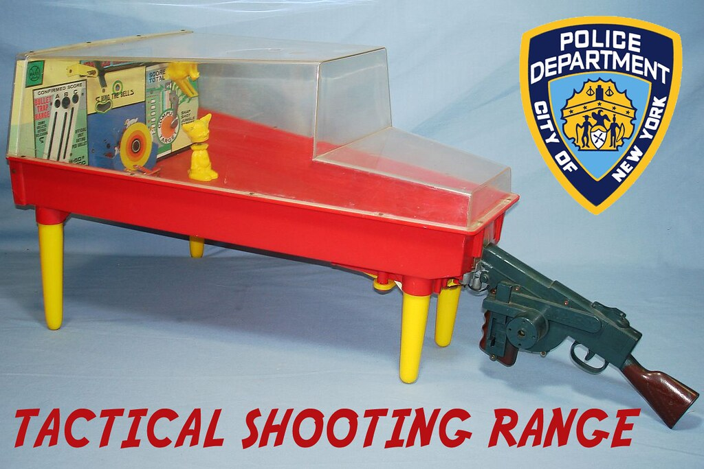 TACTICAL SHOOTING RANGE