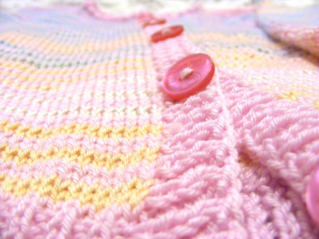 Diva mały sweterek