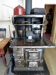 machine, room, stove,
