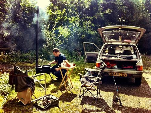 Car camping!