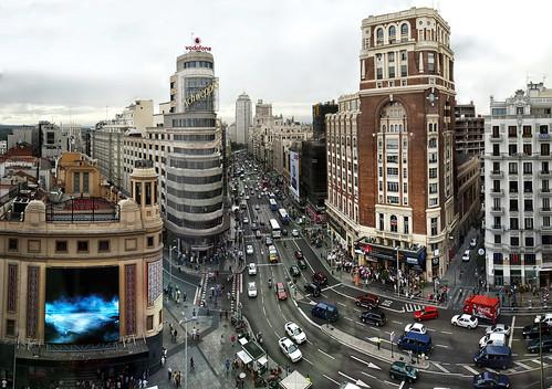 無料写真素材, 建築物・町並み, 都市・街, ビルディング, 風景  スペイン