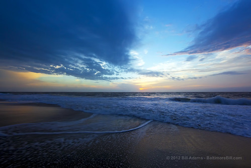 beach sunrise maryland oceancity canonef14mmf28liiusm fenwicklanding