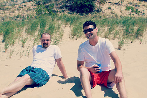 J-Dogg & Rich, Lake Michigan