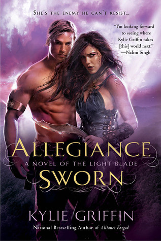 April 2nd 2013 by Berkley            Allegiance Sworn (The Light Blade #3) by Kylie Griffin