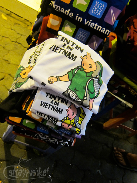 Tintin in Vietnam