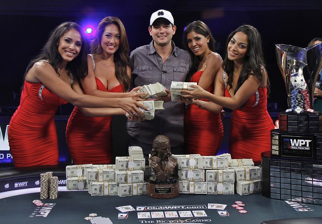 5255 Josh Hale Wins WPT Legends