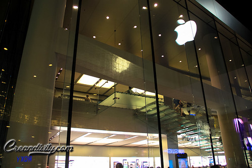 Glassful Apple Store