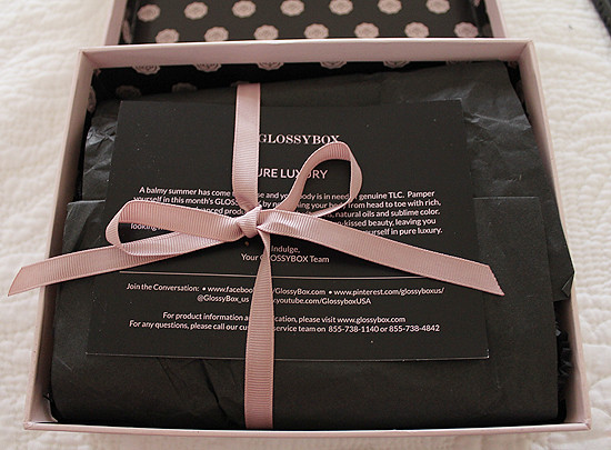 glossybox august 4