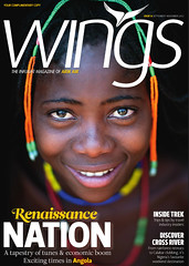 Publication in Wings Magazine
