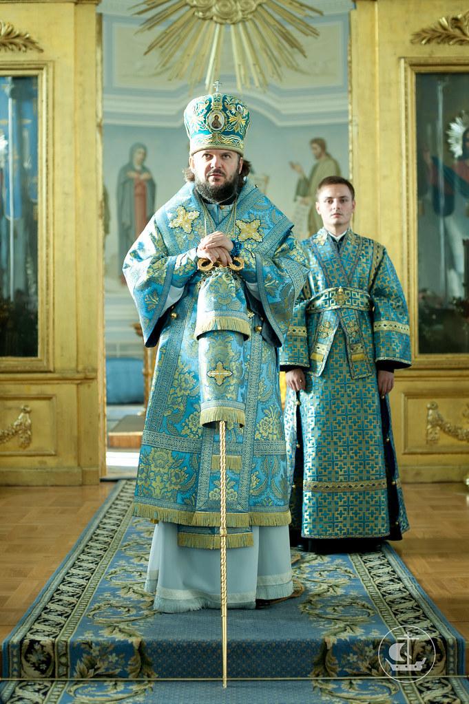 Ректор Санкт-Петербургской православной духовной академии